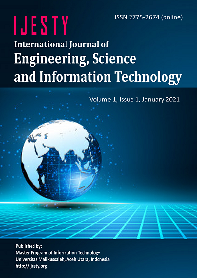 International Journal Of Engineering Science And Information Technology